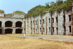 Fort Gorges, General View of Enclosure.