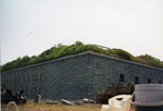 Fort Gorges, Exterior View.