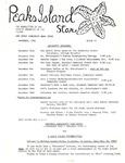 Peaks Island Star : November 1981, Issue 12