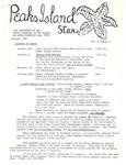 Peaks Island Star : January 1982, Vol. 2, No. 1