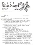 Peaks Island Star : January 1984, Vol. 4, Issue 1 by Service Agencies of the Island