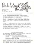 Peaks Island Star : March, Vol. 4, Issue 3