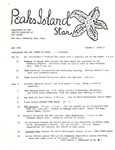 Peaks Island Star : May 1984, Vol. 4, Issue 5 by Service Agencies of the Island