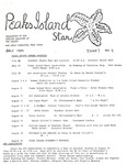 Peaks Island Star : July 1984, Vol. 4, Issue 7 by Service Agencies of the Island