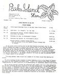 Peaks Island Star : December 1984, Vol. 4, Issue 12