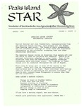 Peaks Island Star : August 1985, Vol. 5, Issue 8 by Service Agencies of the Island