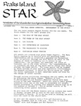 Peaks Island Star : September, Vol. 5, Issue 9 by Service Agencies of the Island
