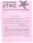 Peaks Island Star : October 1986, Vol. 6, Issue 10