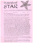Peaks Island Star : January 1987, Vol. 7, Issue 1 by Service Agencies of the Island