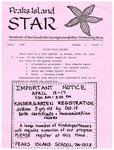 Peaks Island Star : April 1987, Vol. 7, Issue 4