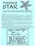 Peaks Island Star : May 1987, Vol. 7, Issue 5
