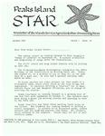 Peaks Island Star : Ocotber 1987, Vol. 7, Issue 10