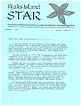 Peaks Island Star : November 1987, Vol. 7, Issue 11 by Service Agencies of the Island