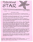 Peaks Island Star : December 1987, Vol. 7, Issue 12 by Service Agencies of the Island
