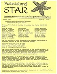 Peaks Island Star : January 1988, Vol. 8, Issue 1 by Service Agencies of the Island
