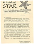 Peaks Island Star : April 1988, Vol. 8, Issue 4 by Service Agencies of the Island
