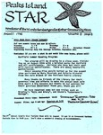 Peaks Island Star : August 1988, Vol. 8, Issue 8 by Service Agencies of the Island