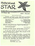 Peaks Island Star : September 1988, Vol. 8, Issue 9 by Service Agencies of the Island
