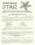 Peaks Island Star : December 1988, Vol. 8, Issue 12 by Service Agencies of the Island