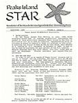 Peaks Island Star : September 1989, Vol. 9, Issue 9