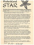 Peaks Island Star : November 1989, Vol. 9, Issue 11 by Service Agencies of the Island