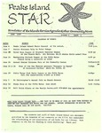 Peaks Island Star : June 1989, Vol. 9, Issue 6 by Service Agencies of the Island