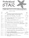 Peaks Island Star : August 1990, Vol. 10, Issue 8