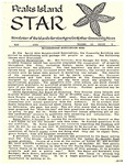 Peaks Island Star : May 1991, Vol. 11, Issue 5