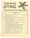 Peaks Island Star : August 1991, Vol. 11, Issue 8 by Service Agencies of the Island