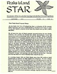 Peaks Island Star : September 1991, Vol. 11, Issue 9 by Service Agencies of the Island