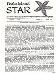 Peaks Island Star : November 1991, Vol. 11, Issue 11 by Service Agencies of the Island