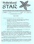 Peaks Island Star : January 1992, Vol. 12, Issue 1 by Service Agencies of the Island