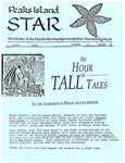 Peaks Island Star : March 1991, Vol. 12, Issue 3 by Service Agencies of the Island