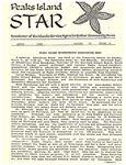 Peaks Island Star : April 1992, Vol. 12, Issue 4