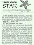Peaks Island Star : May 1992, Vol. 12, Issue 5 by Service Agencies of the Island