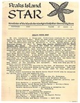 Peaks Island Star : September 1992, Vol. 12, Issue 9 by Service Agencies of the Island