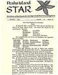 Peaks Island Star : October 1992, Vol. 12, Issue 10