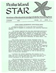 Peaks Island Star : November 1992, Vol. 12, Issue 11