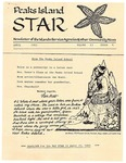 Peaks Island Star : April 1993, Vol. 13, Issue 4 by Service Agencies of the Island