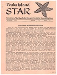 Peaks Island Star : November 1993, Vol. 13, Issue 11 by Service Agencies of the Island