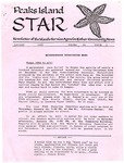 Peaks Island Star : January 1994, Vol. 14, Issue 1 by Service Agencies of the Island