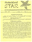 Peaks Island Star : March 1994, Vol. 14, Issue 3 by Service Agencies of the Island