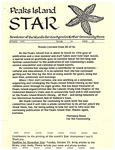 Peaks Island Star : October 1994, Vol. 14, Issue 10 by Service Agencies of the Island