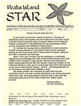 Peaks Island Star : October 1994, Vol. 14, Issue 10