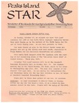 Peaks Island Star : November 1994, Vol. 14, Issue 11