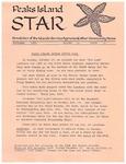Peaks Island Star : November 1994, Vol. 14, Issue 11