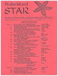 Peaks Island Star : July 1995, Vol. 15, Issue 7 by Service Agencies of the Island