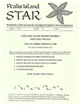 Peaks Island Star : March 1996, Vol. 16. Issue 3