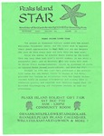 Peaks Island Star : December 1996, Vol. 16, Issue 12 by Service Agencies of the Island