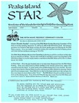 Peaks Island Star : September 1997, Vol. 17, Issue 9 by Service Agencies of the Island